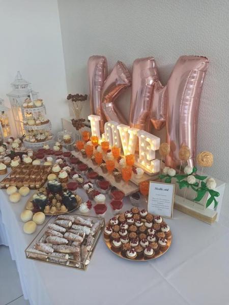 słodki stół 1
