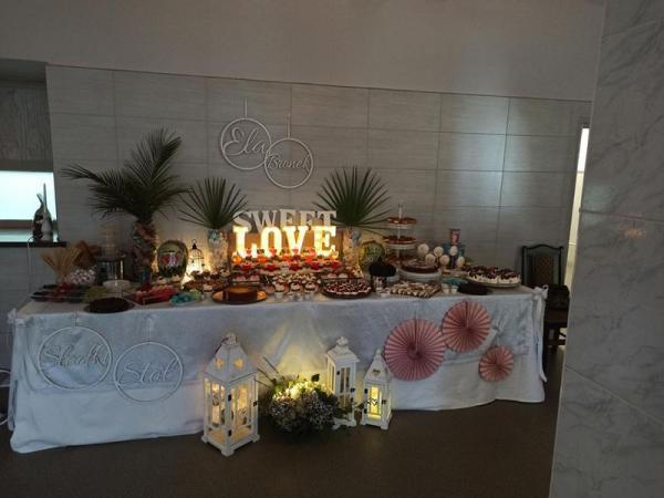 słodki stół 10