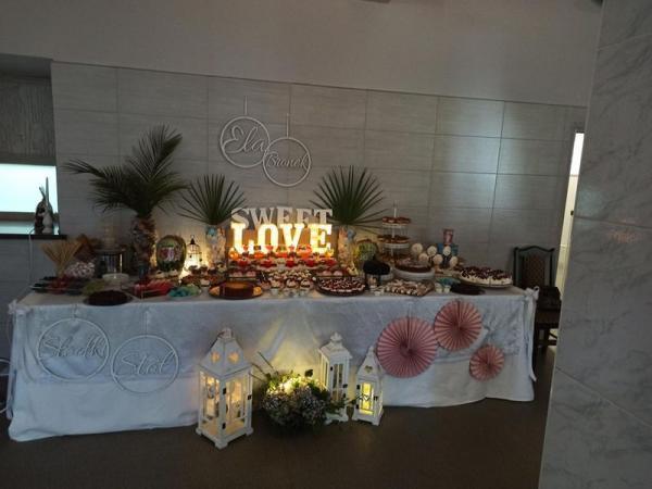 słodki stół 11