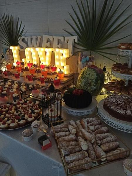 słodki stół 14