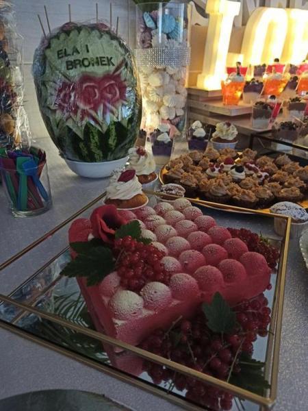 słodki stół 17