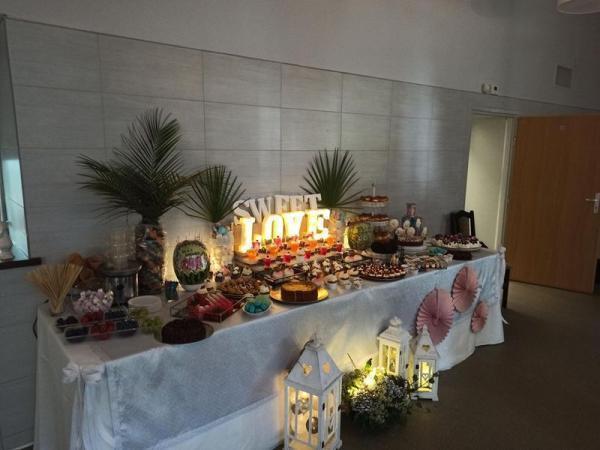 słodki stół 21