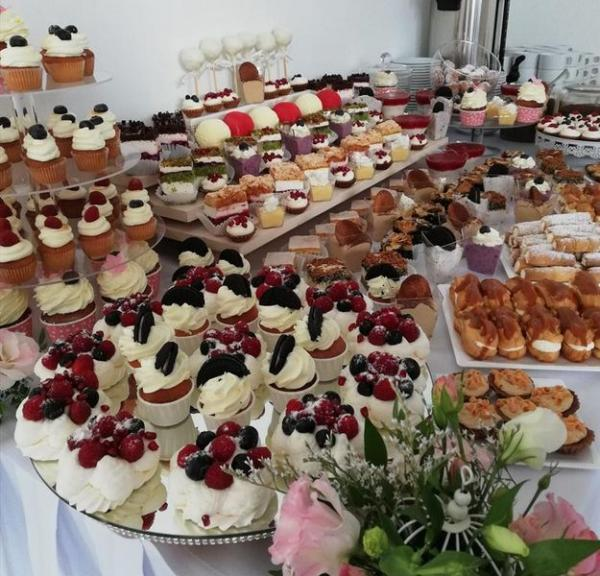 słodki stół 40