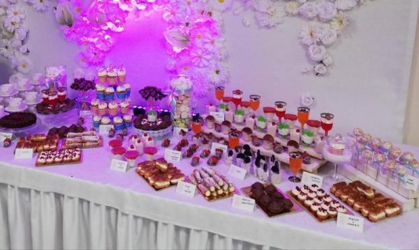 słodki stół 46