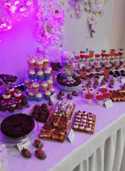 słodki stół 48