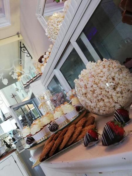 słodki stół 50
