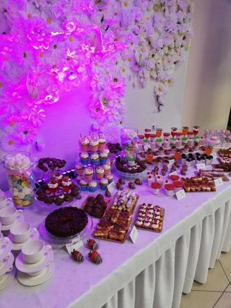 słodki stół 55